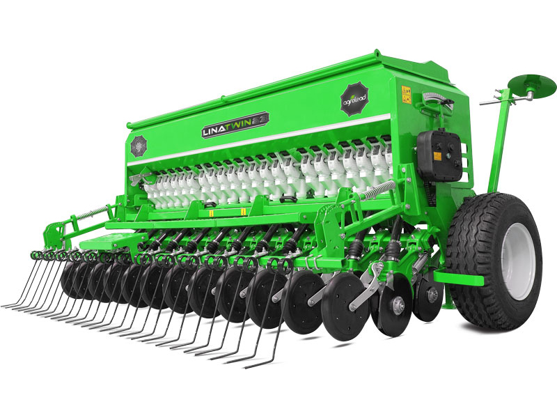 Lina Mechanical Seeder Twin Discs