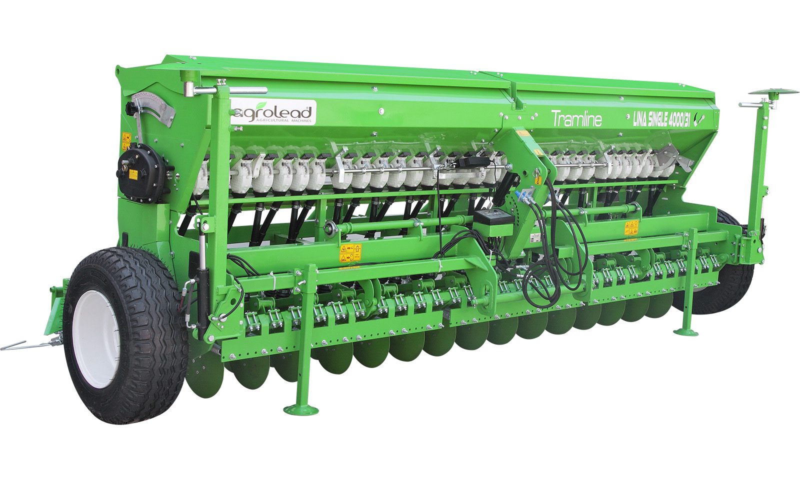 Lina Mechanical Seeder Single Disc
