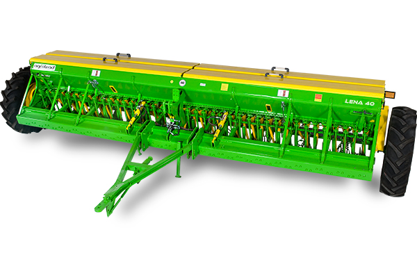 Lena Mechanical Cereal Seeder