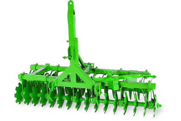 Vello Off Set Goble Disc Harrow